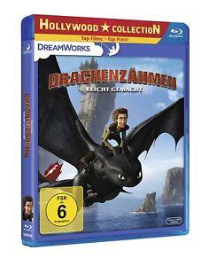 °DRACHENZÄHMER LEICHT GEMACHT° Blu-Ray 2010 Kinderfilme NEU
