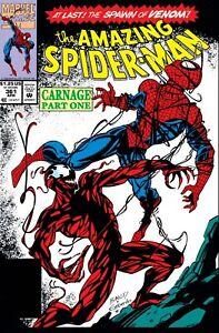 Amazing Spiderman 361