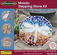 90111273 Mosaic Stepping Stone Kit-Mosaic