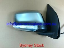 NEW DOOR MIRROR FOR NISSAN PATHFINDER R51 2005-2015 RIGHT (ELECTRIC CHROME) SPA