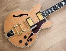 2007 Gibson CS-356 Figured Top Blonde Semihollow Custom Shop Guitar Bigsby, ohc