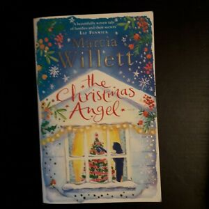 Marcia Willett The Christmas Angel Pre owned Good Condition Paperback Book