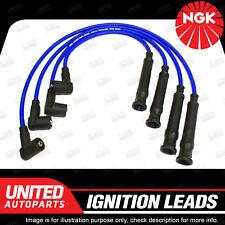 NGK Spark Plug Ignition Lead Set for Audi A3 8L 1.6L 4Cyl 1997-1999