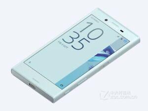 Sony Xperia X Compact  32GB - Mist Blue (Unlocked) Smartphone Japanese version