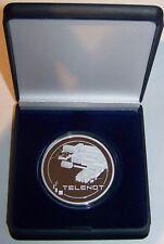 TELENOT - Sicherheitssysteme - MEDAILLE - SILBERBARREN - 999 SILBER