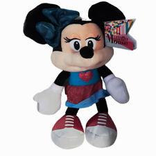 Minnie Mouse Plüschtier Disney Plüsch Maus Stofftier Kuscheltier Figur Puppe