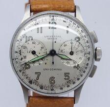 VINTAGE Universal Geneve Uni-Compax Mens Chronograph Watch Original Dial c.283