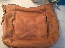 MICHAEL Michael Kors Tan Leather Shoulder Bag