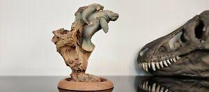 Rick Cain Manatee Sculpture Master Series Ltd Edition New Other 1992 Rare