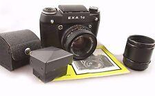 M42 Camera Exa 1c with Pentacon 1,8 50