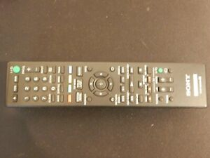 GENUINE SONY DVD RECORDER HDD PLAYER RMT-D258O RMTD258O Not Replacement