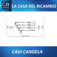 KIT CAVI CANDELA DAEWOO Kalos lanos 8V 1.4 1.5 Dal 97