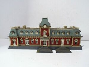 OO/HO STATION BUILDING BY FALLER SPARES REPAIRS LOT (L8)