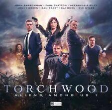 (Doctor Who) TORCHWOOD: Aliens Among Us Vol 1 (Big Finish Audio Drama) CD Sealed