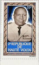 UPPER VOLTA OBERVOLTA 1971 357 C98 Inauguration 2nd Republic Gen. Lamizana MNH