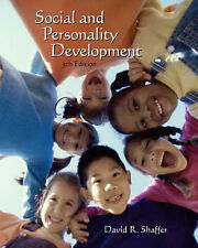 Social and Personality Development by David Shaffer (Hardback, 2004)