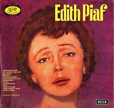 """EDITH PIAF """"L'HYMNE A L'AMOUR"""" LP DECCA 1970  DECCA 99.018"""