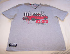 Holden HZ GTS Mens Grey Marle Printed T Shirt Size XL New