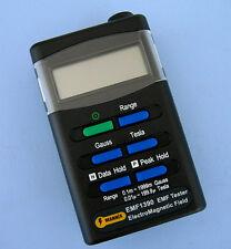 EMF TESTER /  Electromagnetic Field Tester EMF 1390