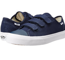 Vans Unisex Shoes Style 23 V (Canvas) Skate Sneakers | Men's 11.5 | Color: Blu
