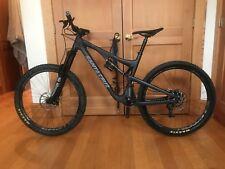 2016 Santa Cruz Bronson Carbon 2.1CC X01  Mountain Bike -  Large