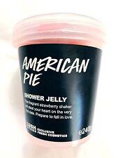 Lush Cosmetics UK Kitchen - AMERICAN PIE SHOWER JELLY- Strawberry Milkshake