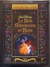 DISNEY DVD La bella addormentata - ed. Gift con libro fuori catalogo