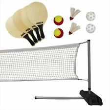 Lifetime Outdoor 3 Game Set 90421 - Pickelball, Badminton & Youth Tennis - NIB