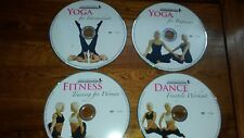 Polly & Sophie Duniam eight dvd fitness set