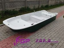 Angelboot, Ruderboot, Motorboot FGP-Group Escape X2 3,40m Lang 8xBecherhalter CE