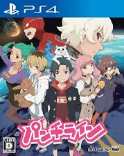 Used PS4 Punchline Japan Import Free Shipping