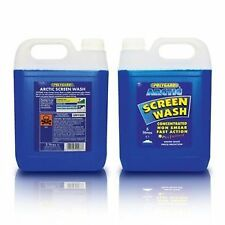 Polygard Arctic Screenwash 2x 5L Concentrated Concentrate 10 Litre Screen Wash