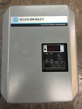 Allen Bradley Never Energized Bulletin 1333 Adjustable Frequency Ac Drive 3 Hp