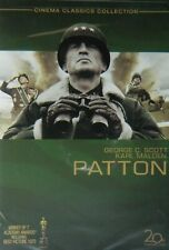 Francis Ford Coppola's and Franklin J Schaffner's PATTON (1970) George C. Scott