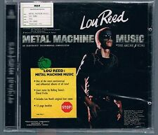 LOU REED METAL MACHINE MUSIC  CD NUOVO SIGILLATO!!!