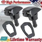 Universal Adjustable DUAL Hole Windshield Washer Nozzle Wiper Water Spray Jet photo
