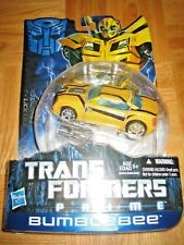 Transformers PRIME Bumblebee First Edition - 001 MISB  - Very RARE!