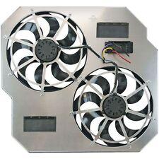 FLEX-A-LITE 264 - Direct-fit dual electric fans for 03-09 Dodge Ram diesel