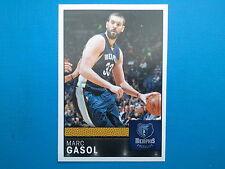 2016-17 Panini NBA Sticker Collection n.221 Marc Gasol Memphis Grizzlies
