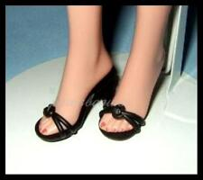 BLACK High Hell Sandals SHOES for ELLOWYNE Wilde Imagination U.S.SHIPS FREE