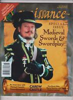 Renaissance Mag Medieval Swords & Swordplay No.7 1997 013120nonr
