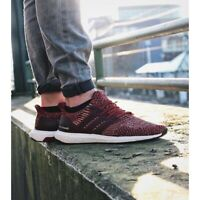 Adidas Ultra Boost 3.0 Burgundy 9.5 UK Mystery Red Mens Trainers Running BA8845