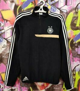Germany Soccer National Team Football Longsleeve Sweatshirt Adidas 2013 Mens S