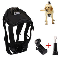 Dog Hound Fetch Harness Chest Belt Strap Mount for GoPro 5 4 3 2 1 SJ4000 Camera