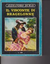 IL VISCONTE DI BRAGELONNE - VOL.I - A.DUMAS - 1966 - DEL GABBIANO