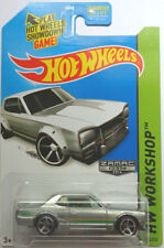 Hot Wheels Treasure Hunt Diecast Cars