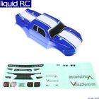 Redcat Racing 13658 Truck Body (Blue)+Body Decal-(Redcat Racingonly)