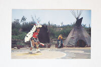 Disneyland Postcard, Frontierland Dance #P12366 - Unused Picture Postcard RPPC