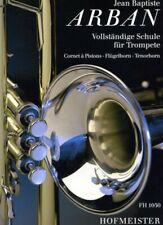 Vollständige Schule für Trompete - Komplettband - J.B. Arban + 1 Bleistift