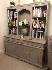 Large Dresser Anne Sloan Paloma Sideboard Living room Cupboards Display Cabinet